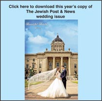 Wedding Issue promo
