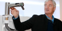James Dyson backed Brexit, but the vacuum company that bears his name is leaving Britain