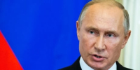 Putin seeks to defuse anger after Syrian forces shoot down Russian plane