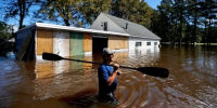 Flooding from Florence expected to continue into next week as storm moves northeast