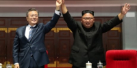 Progress at Korea peace talks overshadowed by gloom facing both leaders back home