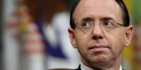 NYT says deputy AG proposed secretly taping Trump — Rosenstein calls report 'inaccurate'