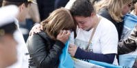 Argentine submarine with 44 crew aboard found sunk a year after disappearing