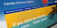 Canada Revenue Agency writes off $133M owed by one taxpayer