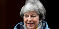 'Not a rerun': May vows Brexit Plan B will ease Ireland border concerns