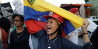 Ahead of fresh protests, Venezuela's opposition calls for military uprising
