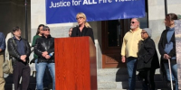 Famed activist Erin Brockovich takes up fight for California wildfire victims