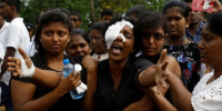 Death toll rises to 359 in Sri Lanka bombings, more arrests made