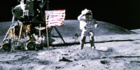 Yes, humans should be going to the moon and yes, Canada should play a major...