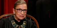 Ruth Bader Ginsburg treated for tumour on pancreas, U.S. Supreme Court says