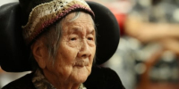 This woman lived on her own until 107; expert says care in community key to...