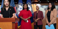 Congresswomen call Trump's barbs a 'disruptive distraction' after renewed attacks