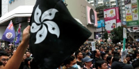 'We have no other choice': Protesters in Hong Kong rally peacefully against government