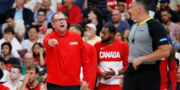 Nick Nurse wants Canada's NBA-thin roster to reach for new heights at basketball World Cup