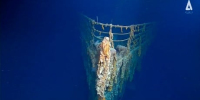 'It's sentimental': Titanic slowly disintegrates into ocean floor