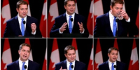Andrew Scheer doesn't seem to be quite done fighting the election yet