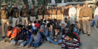 Indian police raid New Delhi call centre targeting Canadians, 32 arrested