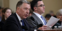 Impeachment witness Volker says he 'should have seen' link between Ukraine aid and push to...