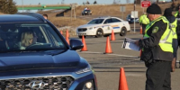 Many provinces, territories enforcing border checkpoints and travel restrictions